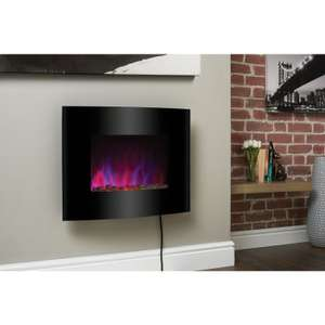 Electric Fire heater Was £100 now £59.99 + £3.95 Del @ The Range