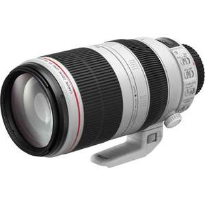 Canon 100-400mm II £1610.10 effectively £1395.10. after £215 cashback (and 10% off all Canon L lenses) at Park Cameras