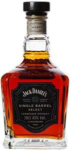 Jack Daniel's Single Barrel @ Amazon £30