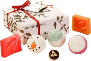 Bomb Cosmetics Handmade Gift Pack only £8.99 Prime / £13.98 Non Prime @ Amazon