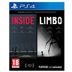 Inside-Limbo Double Pack (PS4/Xbox One) £14.99 Delivered @ GAME (Amazon Matched)
