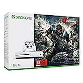Xbox One S 1TB Gears of War 4 console + Forza 7 + Fallout 4 + Doom - only £249