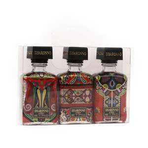 Diaronno Wears Etro 3x5cl now only £6.90 @ The Whisky World! £11.85 delivered