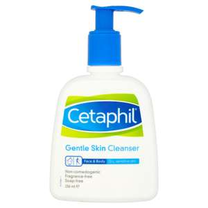 Cetaphil range - Gentle Skin Cleanser - Moisturising Cream - Plus more from £5 Prime / £9.74 Non Prime @ Amazon
