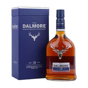 Dalmore 18 for only 77.90! @ The Whisky World