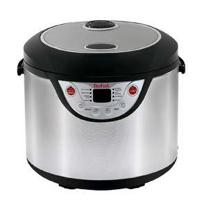 Tefal 8-in-1 Multi Cooker, Stainless Steel. £36.74 (prime members) @ amazon