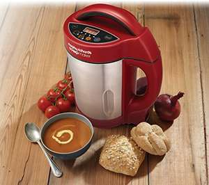Morphy Richards Soup and Smoothie Maker - £44.99 delivered from Amazon! (RRP £99.99)