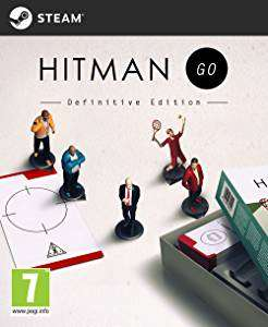 Hitman GO: Definitive Edition [Steam Key] 40p @ Amazon
