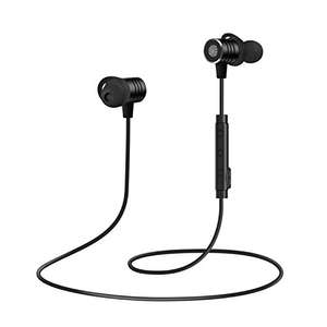 Vismera IPX5 Lightweight Magnetic Sports Noise Cancelling in Ear Bluetooth Headphones £19.99 & Free Delivery in the UK Sold by TiergradeDirect and Fulfilled by Amazon