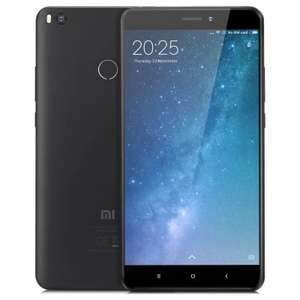 Xiaomi Mi Max 2 4G Phablet  -  GLOBAL VERSION 4GB RAM 64GB ROM  BLACK - £152/82 @ Gearbest