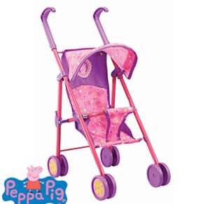 Kids Peppa Pig stroller £7.99 Home Bargains