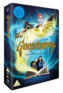 Goosebumps The Complete Collection DVD Set £12.99 @ Zavvi