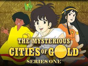 Mysterious Cities of Gold - Complete Season 1 - £3.99 @ Amazon Video