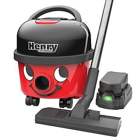 Henry HVB160 cordless vacuum cleaner + free Numatic Spraymop £172.96 delivered @ Look Again