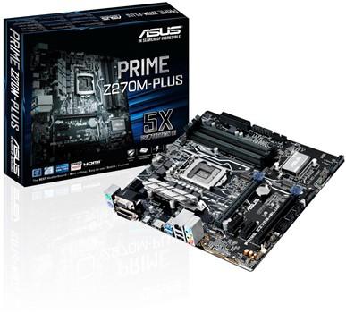 Asus Prime Z270M - Plus LGA1151 socket bargain price! - £86.32 @ Box.co.uk