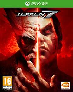 Tekken 7 Xbox One £20 CEX in-store and online (+£1.50 P&P)