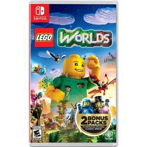 Lego Worlds (Nintendo Switch) - £19.99 @ Grainger Games