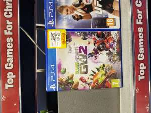 PS4 Plants Vs Zombies Garden Warfare 2 £14.99 @ Smyths Stores