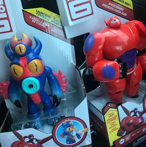 Big hero 6 toys £1.96 @ Toys r us instore and online