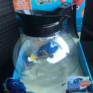 Finding dory robo fish £2.96 @ Toys r us instore