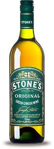 Stone's Original Ginger Wine 70cl Reduced to £4.50 @ Sainsburys