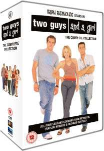 Two Guys and a Girl - The Complete Collection DVD £14.99 @ Zavvi