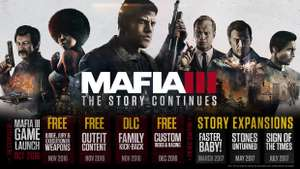 Mafia 3 Deluxe Edition (includes season pass) Xbox One £15.99 online & in store @ GAME
