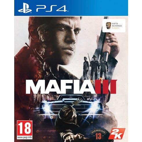 Mafia III PS4/Xbox £10.99 C+C @ smyths