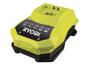 Ryobi BCL14181H ONE+ Fast Charger for All ONE+ Batteries, 18 V at Amazon for £23.99