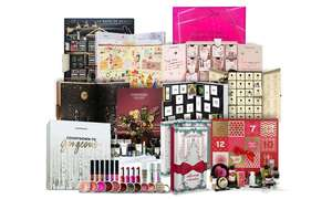 3x Mystery Beauty Advent Calendars at Groupon - £22.97 Delivered!