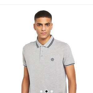 Henri Lloyd Grey polo shirt £17.49 / £21.44 delivered @ Bargain crazy