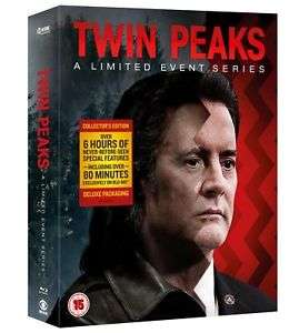 Twin Peaks: A Limited Event Series (Limited Edition Packaging) [Blu-Ray] - £29.75 @ Zoom's eBay