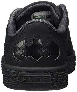 Puma Unisex Kids' Jl Batman Basket V Ps Low-Top Trainers - £20.80 delivered @ Amazon (Applies at checkout)