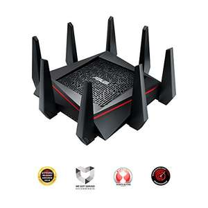ASUS RT-AC5300 Tri-Band 4 x 4 Gigabit Wireless Gaming Router @ Amazon £265.99