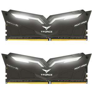 Team Group 16GB DDR4 (2x8GB) 3000MHz RAM (Was £199.00) - £149.99 @ Overclockers