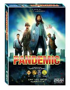 Pandemic board game - £21.79 @ Amazon