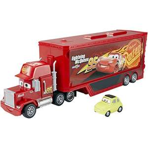 Traveling Mack vehicle and playset inspired by Disney Pixar Cars 3 £13.50 Prime @ Amazon