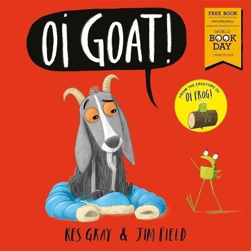 Oi Goat! Paperback pre-order £1 at Amazon (releases on 22nd Feb) - Plus £2.99 P&P non-Prime