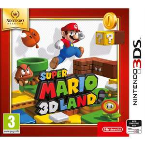 Super Mario 3D Land (3DS) £12.95 Delivered @ TheGameCollection