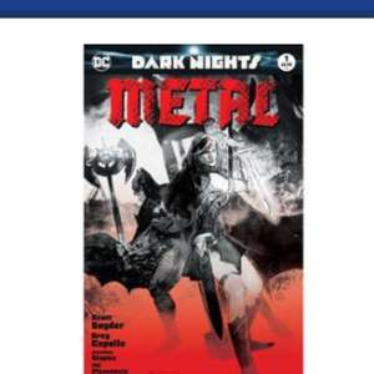 Batman Wonder Woman Dark knight Metal issue 1 £4.99 @ Forbidden Planet