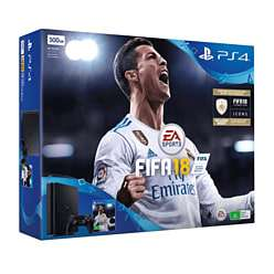 PS4 FIFA 18 save £95 £199.99 @ Game
