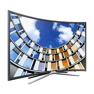 Samsung 55-Inch M6320 Smart Full HD Curved TV - Dark Titan £436 @ Amazon / Reliant Direct