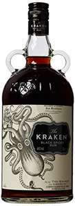 Kraken Black Spiced Rum, 1 L £22.50 @ Amazon