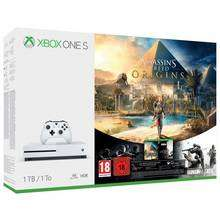 Xbox One S 1TB Assassin's Creed Origins Bonus Bundle w/Forza 7 + Rainbox Six Siege £239.99 @ Argos