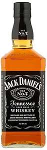 Jack Daniel's Old Number 7 Tennessee Whiskey, 70 cl -  £14  (Prime) / £18.75 (non Prime)