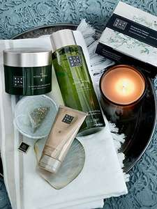 20% off 40 pound spend at rituals - online only