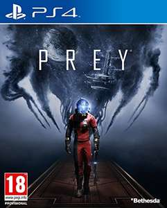 Prey [PS4] £9.99 (Prime) / £11.98 (non Prime) at Amazon