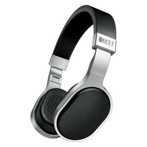 KEF M500 Headphones, Silver/Black, Black or White £99.95 @ ZAAVI
