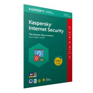 Kaspersky Internet Security 2018 10 Devices, 1 Year £17.89 delivered @ costco