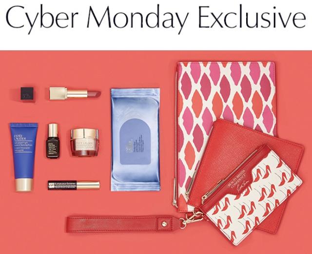 Estée Lauder CYBER MONDAY DEAL - 6 Beauty Favourites - Free with Orders £30+